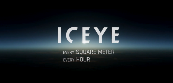 ICEYE Releases Video of X2