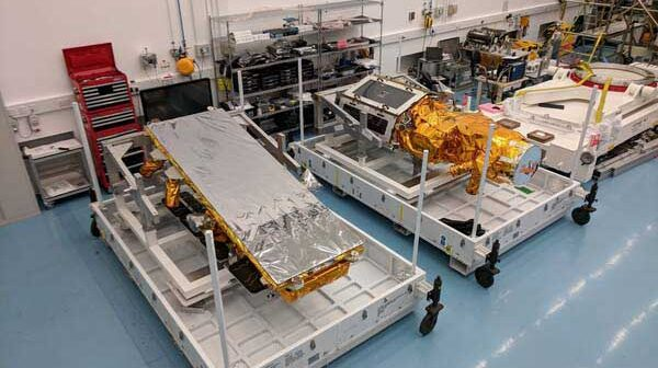 NovaSAR-1 to Launch In September