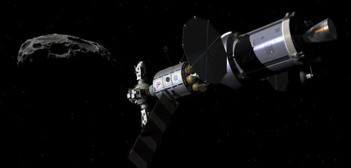 SAR in Deep Space Missions?